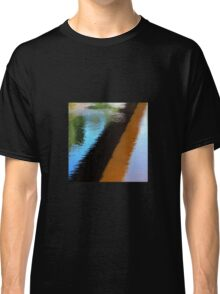 Reflective river Classic T-Shirt