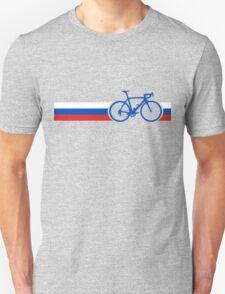 Bike Stripes Russia T-Shirt