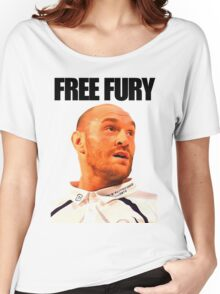 TYSON FURY Women's Relaxed Fit T-Shirt