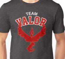 Team Valor Pokemon Go (NBA Style) Unisex T-Shirt