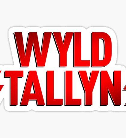 Wyld Stallyns  Sticker