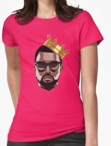 Kanye West Yeezy Womens Fitted T-Shirt