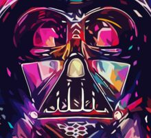 The Darth (Colorful) Vader Sticker