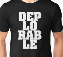 Deplorable Meaning Unisex T-Shirt