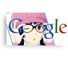 Google Megane Canvas Print