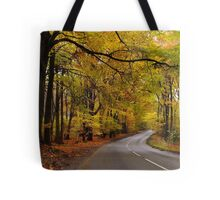 Cotswold Gold Tote Bag