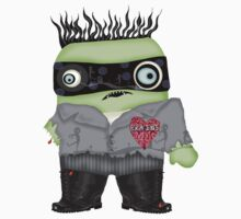 Zombie Monster Kids Clothes