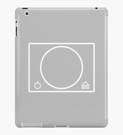 PlayStation minimal iPad Case/Skin