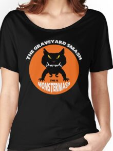 This is Monster Mash - Hell Hound Edition Women's Relaxed Fit T-Shirt