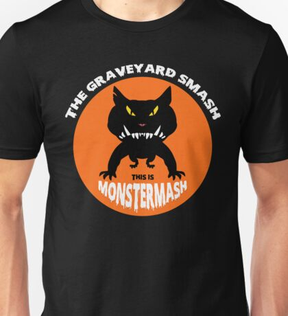 This is Monster Mash - Hell Hound Edition Unisex T-Shirt