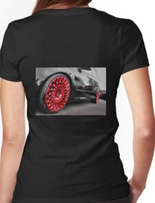 Amazing Red Alloys Womens Fitted T-Shirt