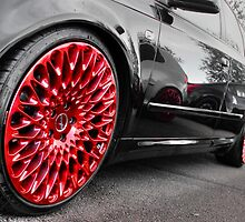 Amazing Red Alloys by Vicki Spindler (VHS Photography)