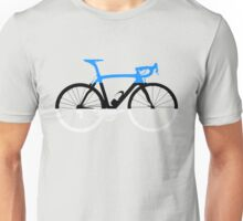Bike Flag Estonia (Big) Unisex T-Shirt