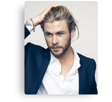 Chris Hemsworth Canvas Print