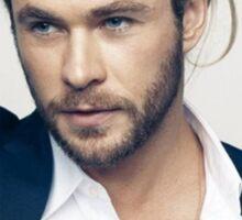Chris Hemsworth Sticker