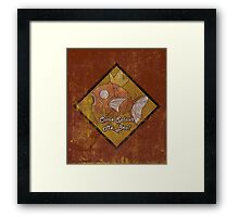 Magikarp:The Beast Within Framed Print