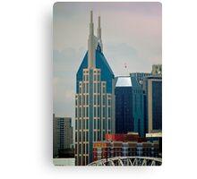 Nashville... Canvas Print