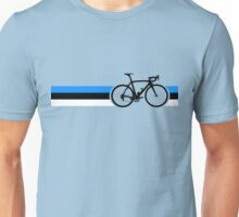 Bike Stripes Estonia Unisex T-Shirt