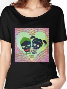SUICIDE SQUAD Women's Relaxed Fit T-Shirt