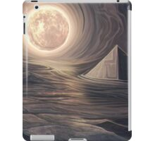 Lonely pyramid iPad Case/Skin
