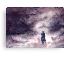 The Witch-king of Angmar Canvas Print