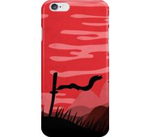 The Last Battle iPhone Case/Skin