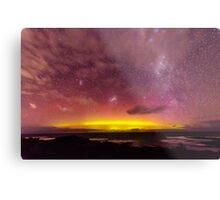 "Aurora Australis  ""The Arc"" Metal Print"