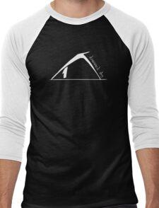 Downward dog Men's Baseball ¾ T-Shirt