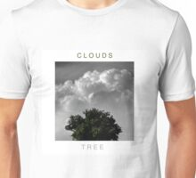 Clouds Tree Unisex T-Shirt