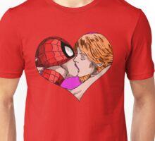 FunnyBONE Spidey Valentine INK Unisex T-Shirt
