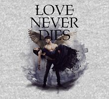 Love Never Dies Unisex T-Shirt