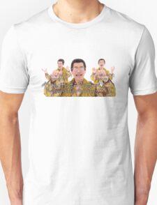 Pen Pineapple Apple Pen Unisex T-Shirt