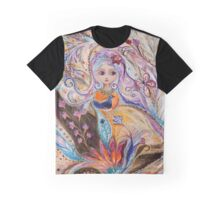 My little fairy Olivia Graphic T-Shirt