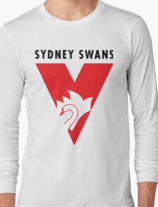sydney swans Long Sleeve T-Shirt