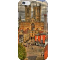 Lincoln Cathedral HDR iPhone Case/Skin