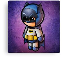 """1960s BATS"" POOTERBELLY Canvas Print"