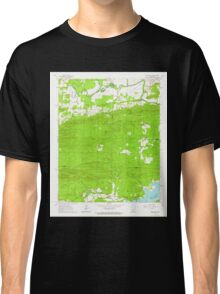 USGS TOPO Map Arkansas AR Martindale 259028 1963 24000 Classic T-Shirt