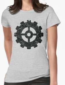 Cogwheel Womens Fitted T-Shirt