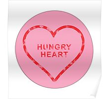 Hungry Loveheart Poster