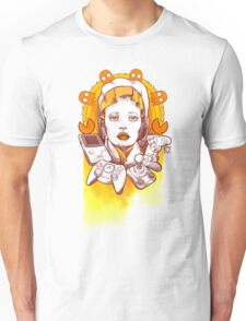 Saint Gamer Girl Unisex T-Shirt