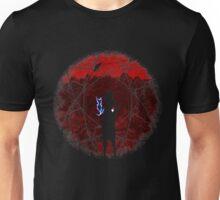 Sasuke Shadow (red version) Unisex T-Shirt