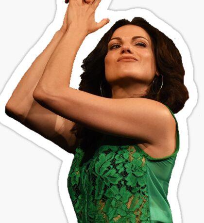 Lana Parrilla  Sticker