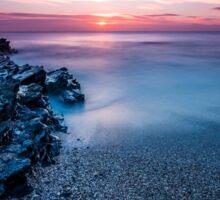 Portmarnock Beach, Ireland Sticker
