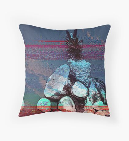stillfruiterror Throw Pillow