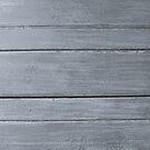 Distressed Door Planks in Silvery Grey by himmstudios
