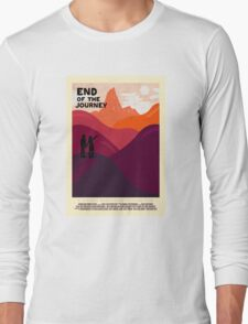End Of The Journey Long Sleeve T-Shirt