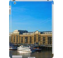 Butlers Wharf iPad Case/Skin