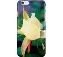 Reaching into your heart iPhone Case/Skin