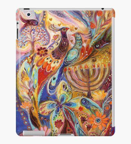 Hanukkah in Magic Garden iPad Case/Skin