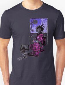 Lightly Brush Ink Unisex T-Shirt